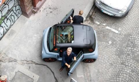 Да управляваш кола без книжка: Пуснаха Citroen Ami в продажба