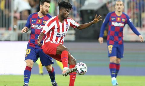 Атлетико детронира Барселона и е на финал за Суперкупата на Испания (ВИДЕО) - 2