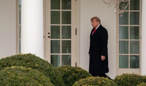 Тръмп започва нови дела