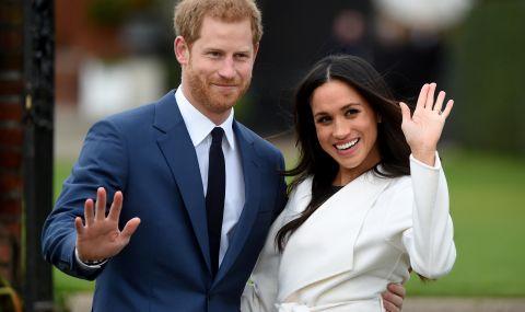Меган Маркъл и принц Хари имат второ дете