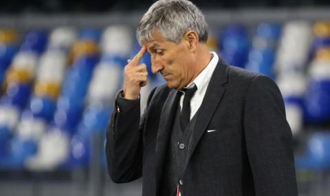 Сетиен: Съмняваме, че Наполи може да повтори този мач