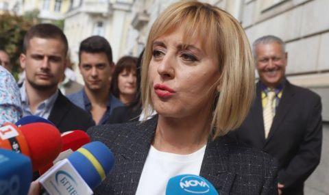 Манолова: Изпълнихме обещанието си да дадем места на непартийни и млади кандидати