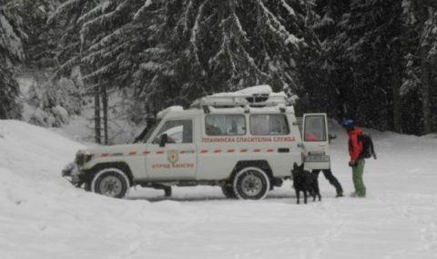 Пак ще търсят изчезналия сноубордист