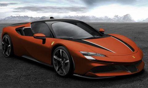 За 1 200 000 лв. без ДДС, в mobile.bg се продава Ferrari, което още не е произведено - 1