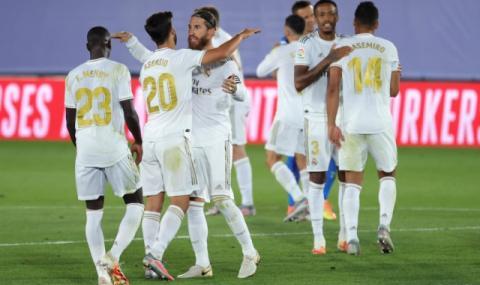 Реал Мадрид с големи трудности срещу Хетафе, но все пак победи измъчено