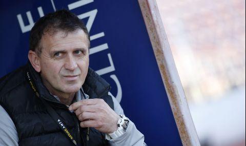 Акрапович отговори на Крушарски: Треньорите трябва да имат предизвикателства пред себе си