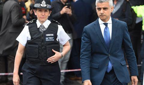 Извънредно положение в Лондон!