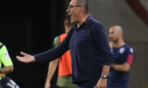 Маурицио Сари отказа да поеме Марсилия