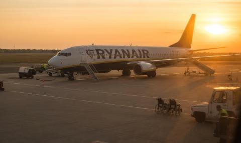 Франция конфискува самолет на нискотарифна авиокомпания