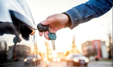 Изчезва ли класическият ключ от автомобилите? - 1