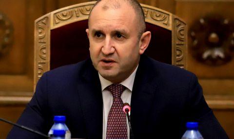 Румен Радев иска кабинет, от ИТН готови за нови избори - 1
