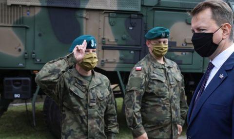 Напрежение на границата! Полша обмисля да обяви извънредно положение - 1
