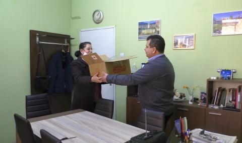 НФСБ продължава дарителската си кампания с жест към медиците в Сливен и Асеновград
