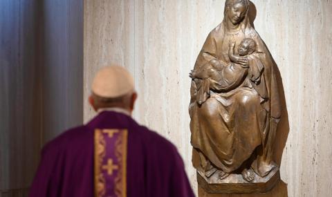 Папата: Драстичните мерки невинаги са добри