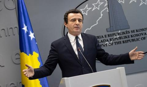 Косово в борба за ново правителство