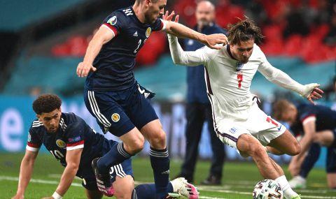 UEFA EURO 2020: Британското дерби на Евро 2020 завърши без победител