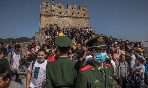 Китай ще отвори отново врати за света през първата половина на 2022 г.
