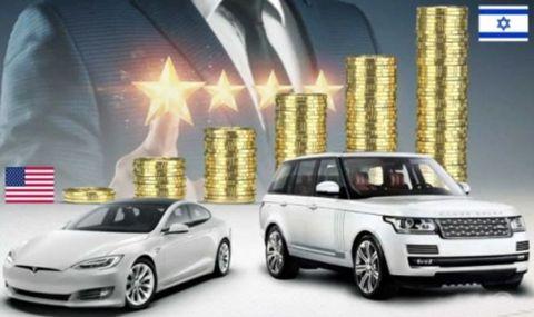 Вижте къде луксозните автомобили са най-евтини и къде са най-скъпи