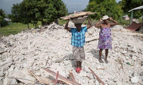 Тревога след земетресението в Хаити: училищата не са безопасни - 1