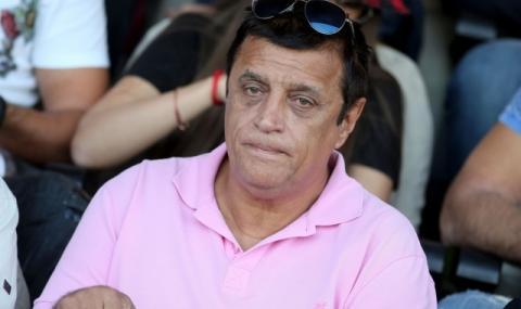 Стойне Манолов за събитията в Левски и двете ЦСКА-та