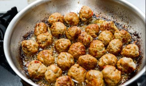 Рецепта за вечеря: Мини кюфтенца с пилешко