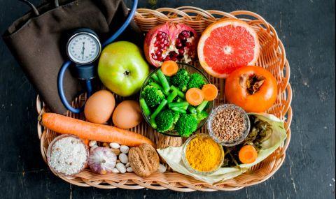3 храни решават проблемите с кръвното налягане - 1