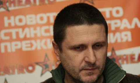 """Блатечки хвали Мария Бакалова, без да е гледал """"Борат"""""""