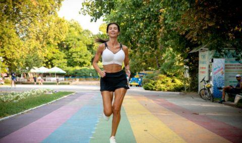 Мисис България взе медал от маратон в Пазарджик - 1