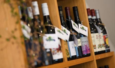 Спад в търсенето на италианско вино