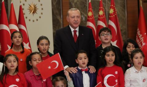 Ердоган: Държавната помощ е 200 милиарда турски лири