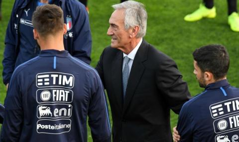 Президентът на италианската федерация: Никога не бих прекратил сезона
