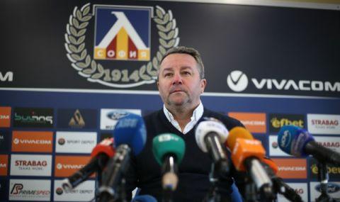 Славиша Стоянович: Нормално бе да ме свържат с Олимпия, но сега съм начело на велик клуб в България - 1