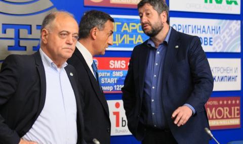 Ген. Атанасов: ГЕРБ не са събрали гласовете от собствената си номенклатура