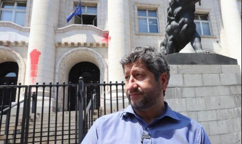 Христо Иванов към прокурорите: Не ставайте съучастници на позора и беззаконието!