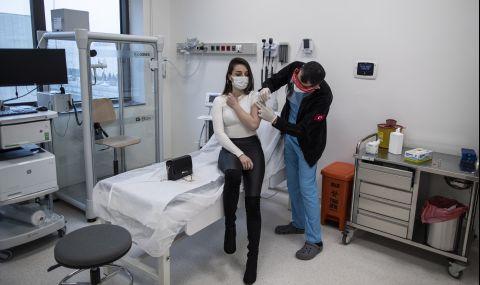 Мащабна програма: Турция ще ваксинира 27 милиона души за няколко седмици