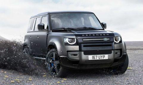 Land Rover ще удължи новия Defender