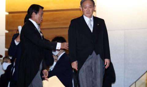 Огромна подкрепа за новото японско правителство