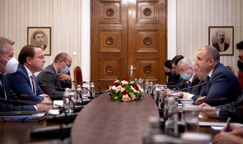 Президентът: Реални резултати в диалога с България ще ускорят процеса на европейска интеграция за РСМ - 1