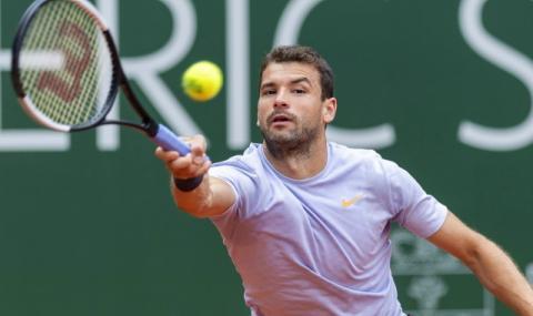 Григор Димитров: Ще играя на Sofia Open