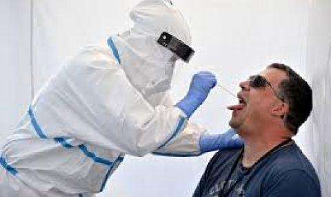 София, Бургас и Варна с най-много заразени за денонощието