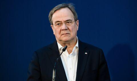 Армин Лашет е близо до номинацията на консерваторите