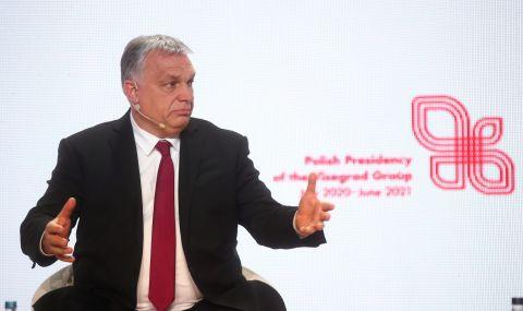 Орбан подготвя нова дясна група в Европа