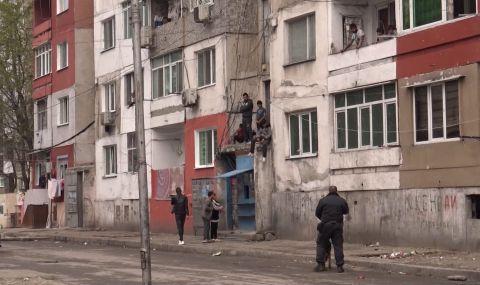 """Събраха над 300 тона боклуци в """"Столипиново"""" - 1"""