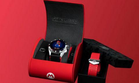 TAG Heuer пусна смарт часовник в стил Супер Марио на цена от $ 2150