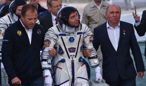 Русия изпраща човек на Луната - 1