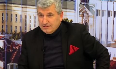 Илиан Василев: Активно мероприятие срещу Румен Радев