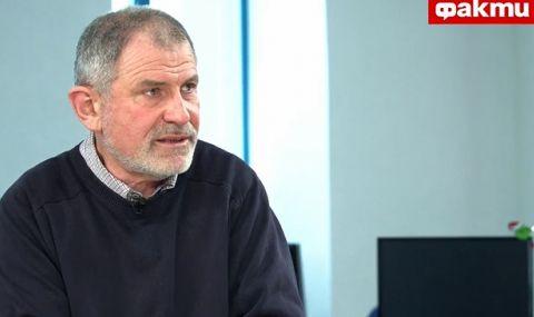 Методи Андреев за ФАКТИ: Мълчанието за 38-те лица е престъпление спрямо обществото. Гешев ни връща при Тодор Живков ли?