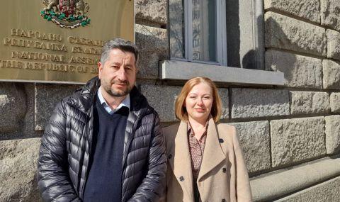 Христо Иванов: Махнете тавана от 35 секции в чужбина!