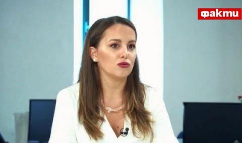 Марая Цветкова пред ФАКТИ: Залезът на ГЕРБ - и най-вече на Борисов, се случва и е трудно обратим