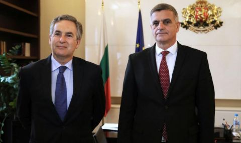 Министър-председателят се срещна с посланика на Гърция